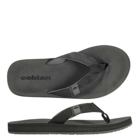 Cobian Men's Beacon Sandals - Black BEA16-001 - ShoeShackOnline