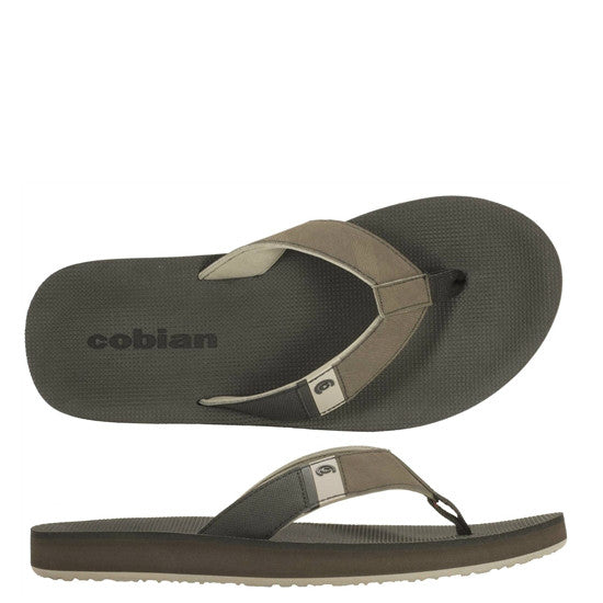 Cobian Men's Beacon Sandals - Chocolate BEA16-201 - ShoeShackOnline