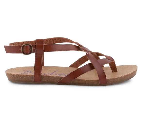 Blowfish Women's Granola-B Sandal - ShoeShackOnline