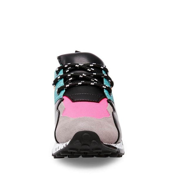 Steve Madden Women's Cliff Fashion Sneakers - Bright Multi CLIF02S1 - ShoeShackOnline