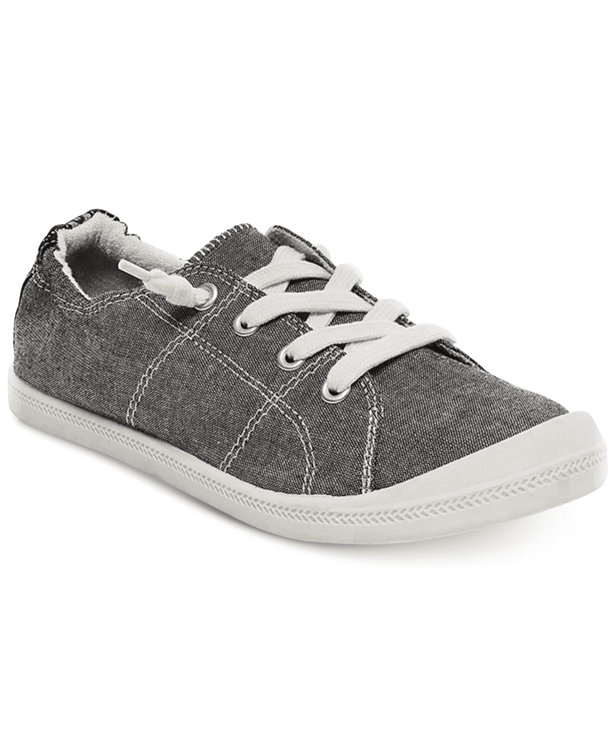 Madden Girl Women's Baailey Canvas Lace