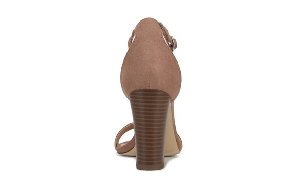 Madden Girl Women's Bella-S Block Heel - Caramel - ShoeShackOnline