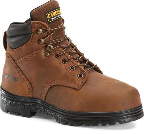 "Carolina Men's 6"" Internal MetGuard Work Boot - CA3527 - ShoeShackOnline"