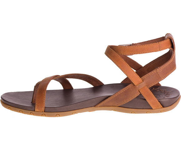 Chaco Women's Juniper - Rust J106500 - ShoeShackOnline