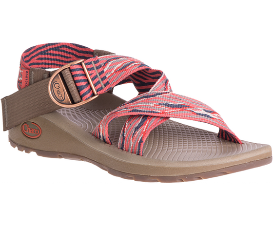 Chaco Women's Mega ZCloud - Blend Grenadine J107080 - ShoeShackOnline