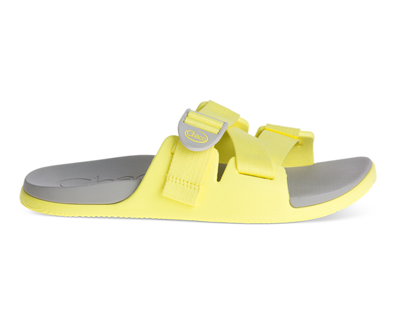 Chaco Women's Chillos Slide Sandals Limelight JCH108144