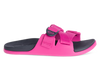 Chaco Women's Chillos Slide Sandals Magenta JCH108144