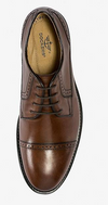 Dockers Men's Hawley Brogue Oxford - Chili HAWL50002 - ShoeShackOnline