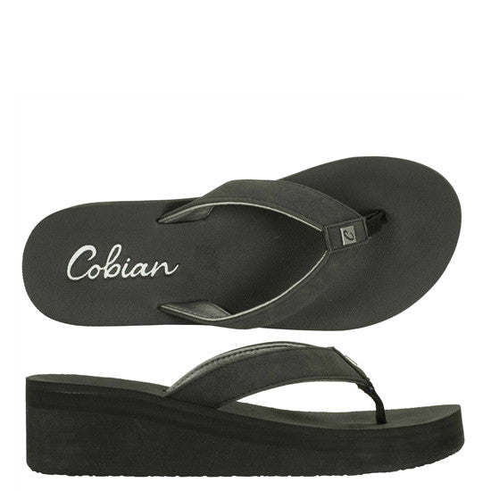 Cobian Women's Dove Sandals - Black DOV17-001 - ShoeShackOnline