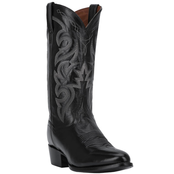 "Dan Post Men's Milwaukee 13"" Western Boot - Black Cherry DP2110R"