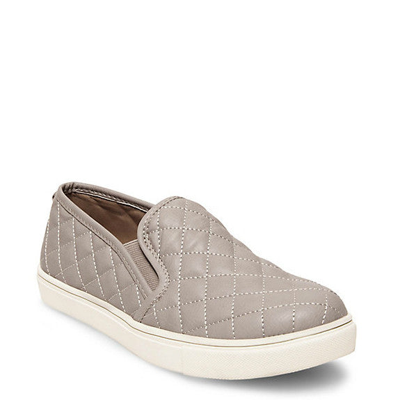 Steve Madden Women's Ecentrcq Slip On - Grey