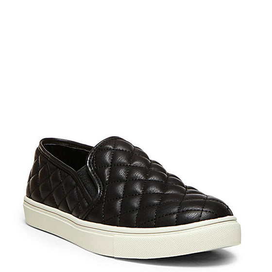 Steve Madden Women's Ecentrcq Slip On - Black