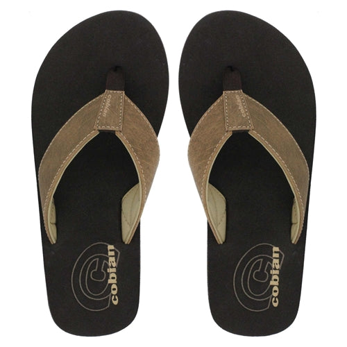 Cobian Men's Floater 2 Sandals - Mocha FLT18-203 - ShoeShackOnline
