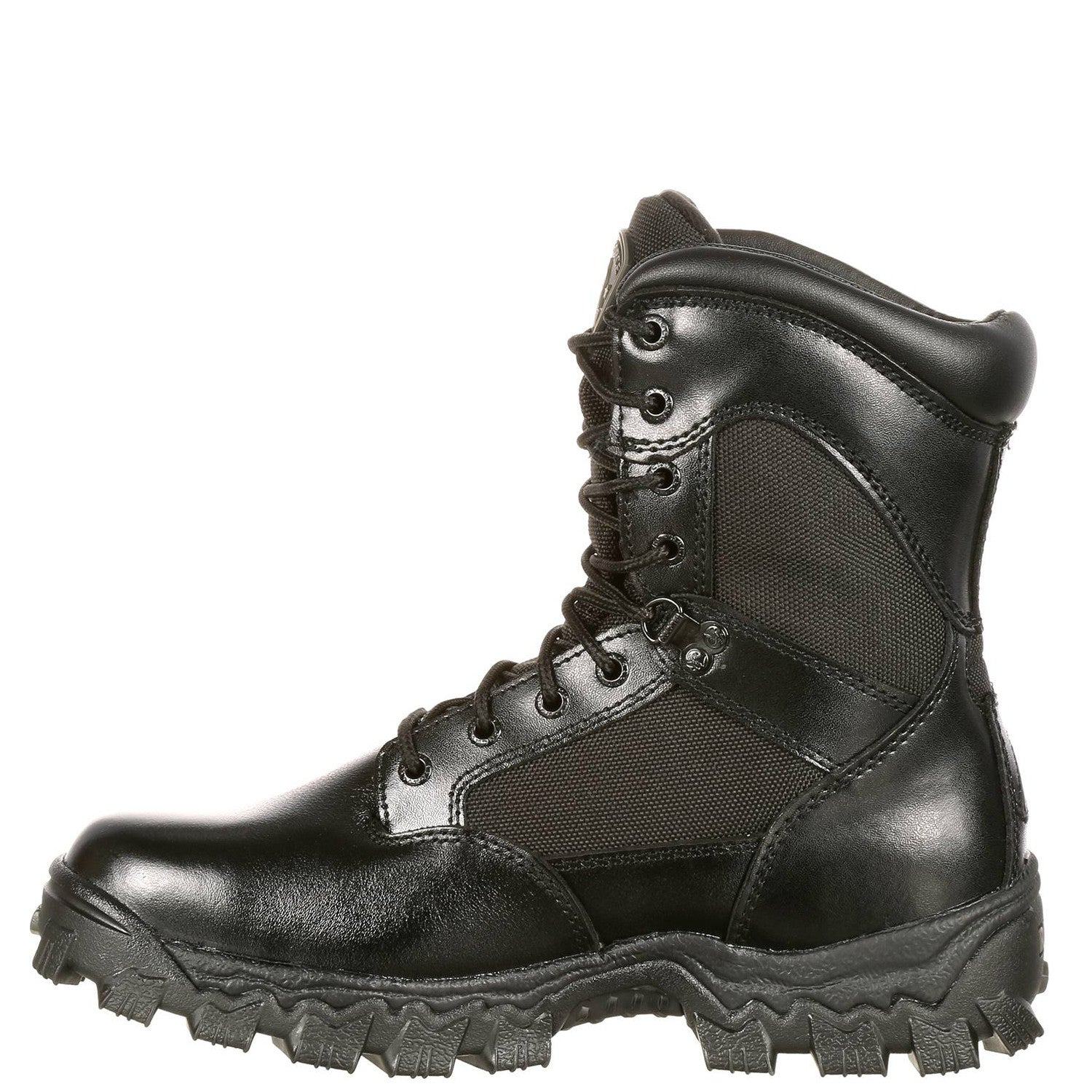 76d839d0530 Rocky Men's AlphaForce WP Duty Boot - Black FQ0002165