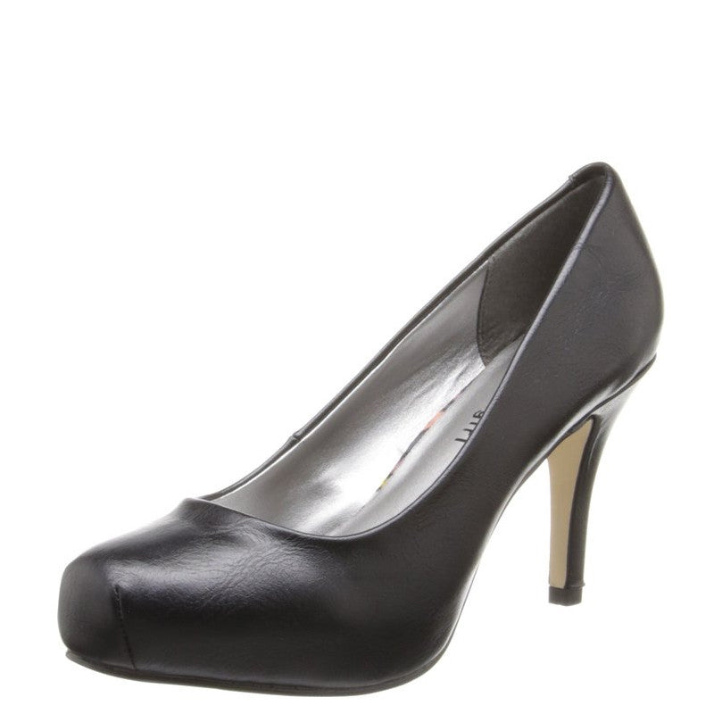 Madden Girl Women's Getta Pump - Black Paris