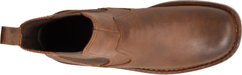 Born Men's Hemlock Pull On Short Boot - Brown H32606 - ShoeShackOnline
