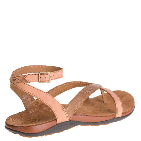 Chaco Women's Sofia Sandal - Toasted Brown J105950 - ShoeShackOnline