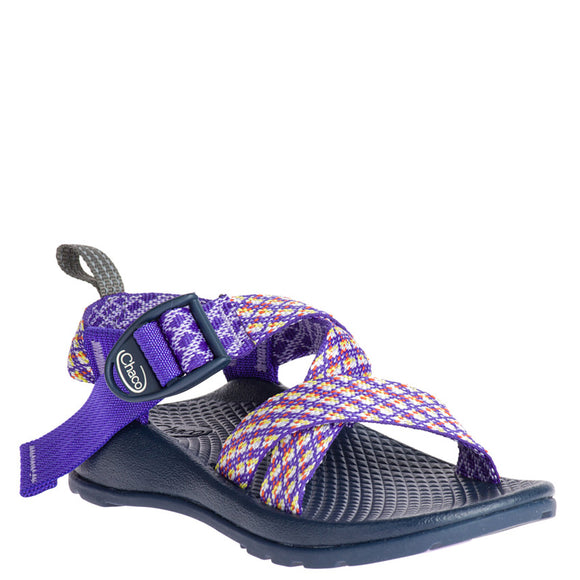 Chaco Kid's Z/1 EcoTread Sandal - Picnic Purple J180008