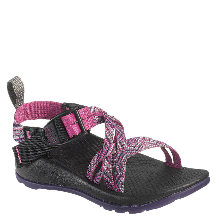 Chaco Kid's ZX/1 EcoTread - Faded Pink J180092 - ShoeShackOnline
