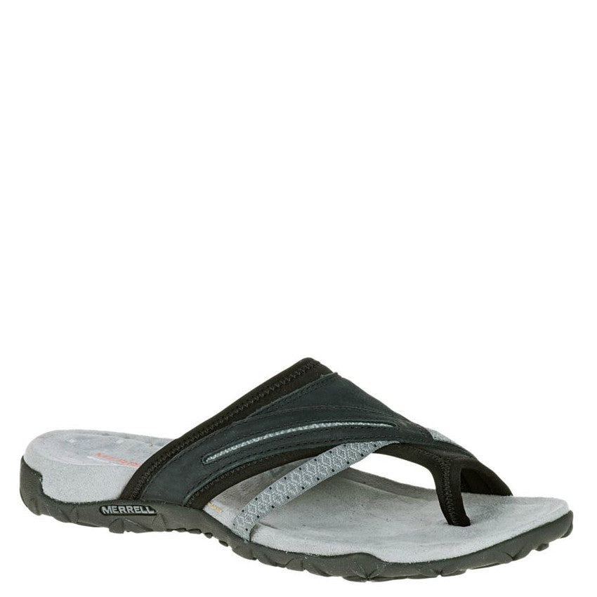 Merrell Women's Terran Post II Sandal - Black J55328