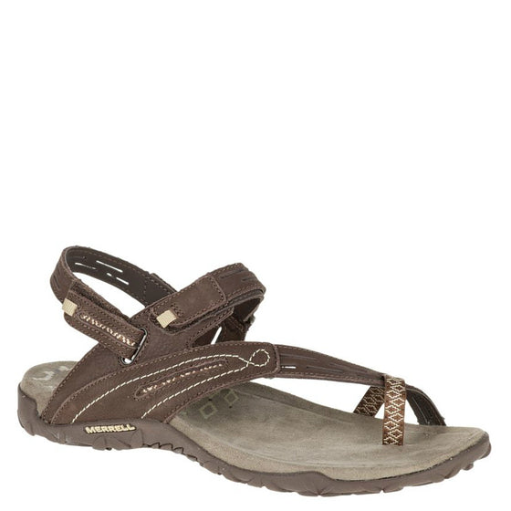 Merrell Women's Terran Convertible II Sandal - Dark Earth J55364