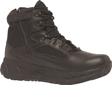 "Belleville Men's 6"" Maximalist Tactical Boot - Black MAXX6Z - ShoeShackOnline"