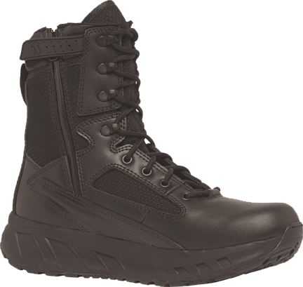 "Belleville Men's 8"" Maximalist Tactical Boot - Black MAXX8Z - ShoeShackOnline"