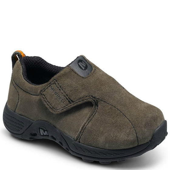 Merrell Toddler's Jungle Moc Sport Alternative Closure - Gunsmoke MT51977 - ShoeShackOnline