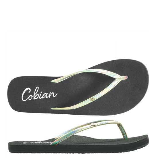 Cobian Women's Nias Bounce Sandals - Iridescent NBO13-105