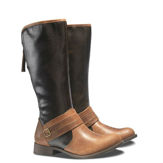 CAT Women's Sabrina Canvas Boot - Dogwood P308077 - ShoeShackOnline