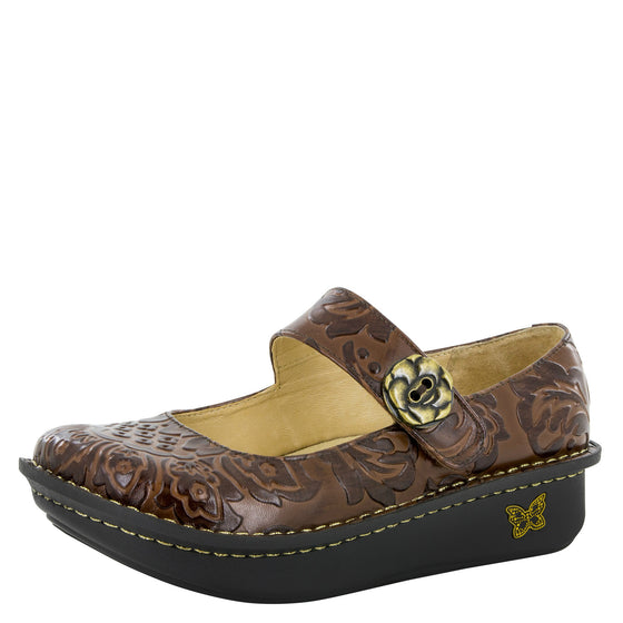 Alegria Women's Paloma Mary Jane - Yeehaw Brown PAL-574