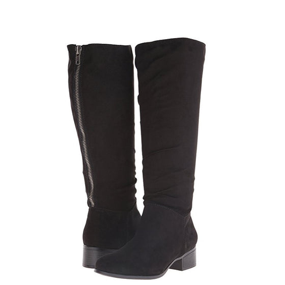 Madden Girl Women's Persiss Riding Boot - Black