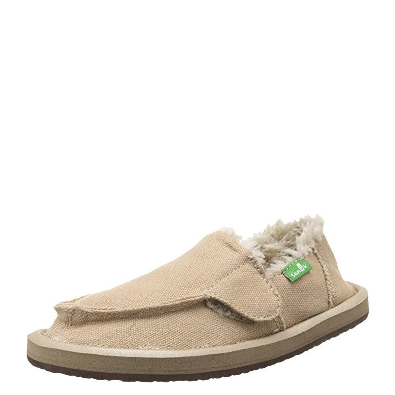 Sanuk Kid's Vagabond Chill - Tan SBF10462K