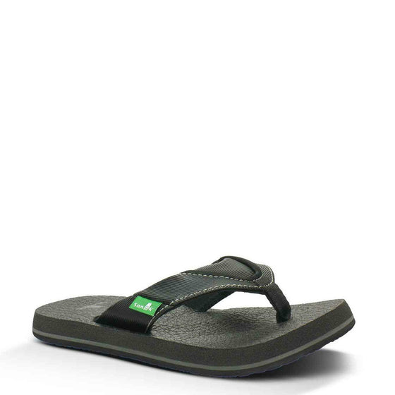 Sanuk Youth Root Beer Cozy - Black SBS2914