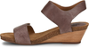 Sofft Women's Verdi Wedge Sandal - Beta Grey SF0002008 - ShoeShackOnline