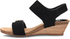 Sofft Women's Vaden Sandal - Black SF0042201