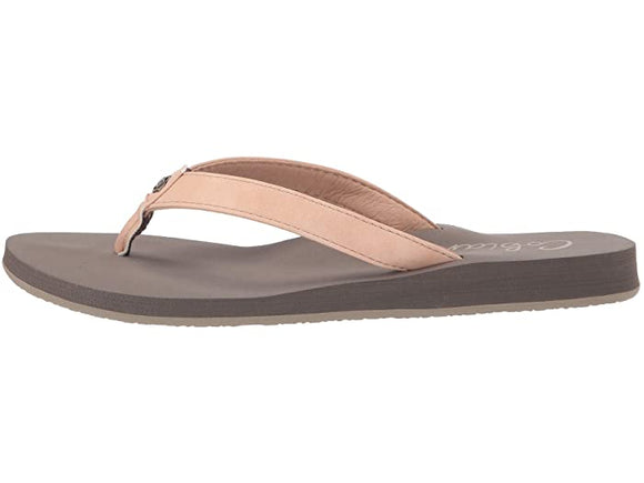 Cobian Women's Skinny Bounce Sandals - Rose Gold SKB16-630