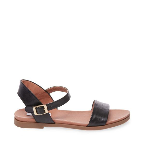 Steve Madden Women's Dina Leather Sandal