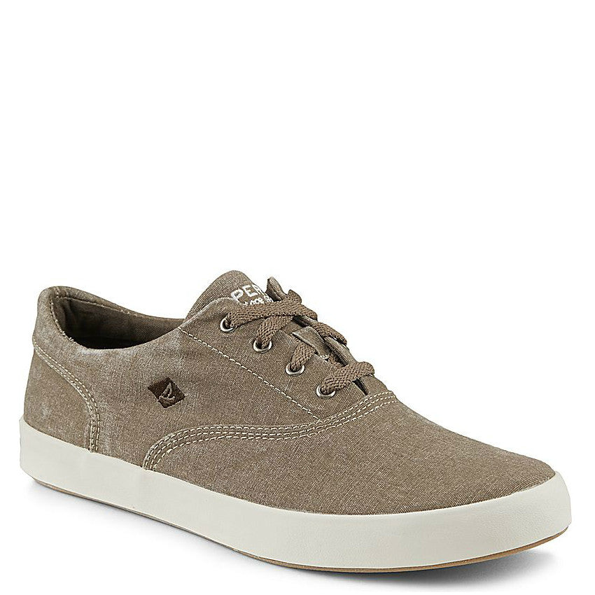 Sperry Men's Wahoo CVO Sneaker - Chocolate STS14356 - ShoeShackOnline