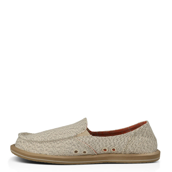 Sanuk Women's Donna Paige - Natural SWF10437