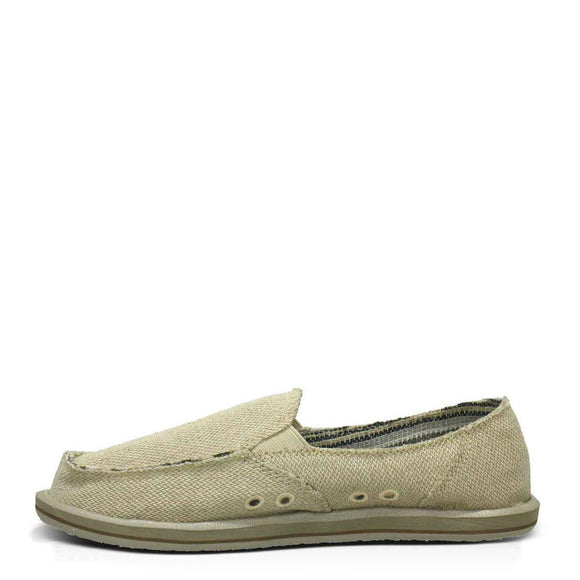 Sanuk Women's Donna Hemp - Natural SWF1160