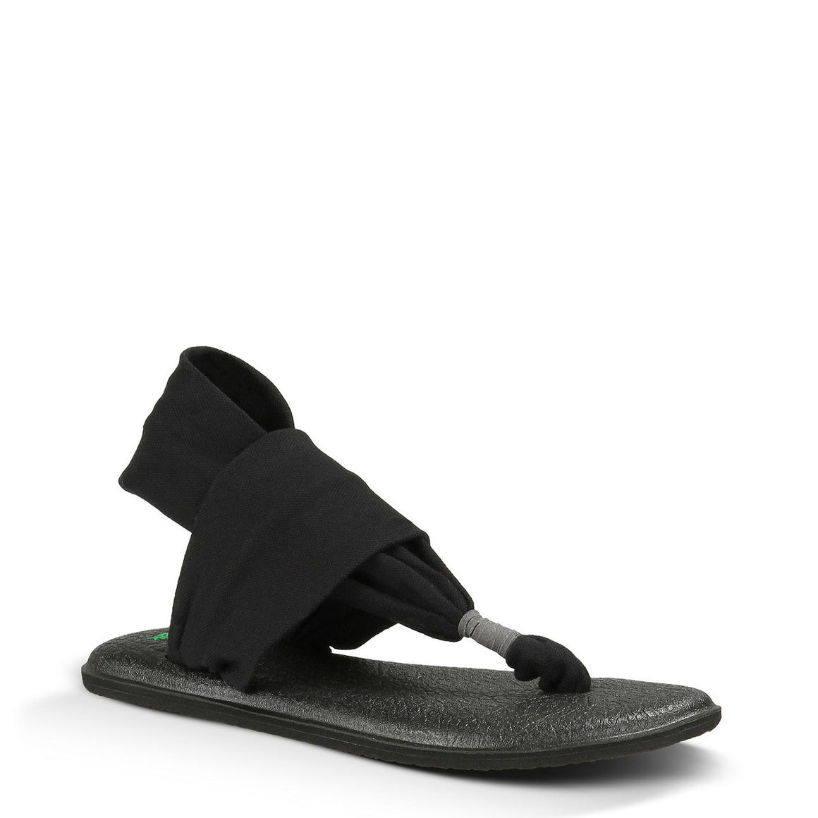 Sanuk Women's Yoga Sling 2 - Black SWS10001 - ShoeShackOnline