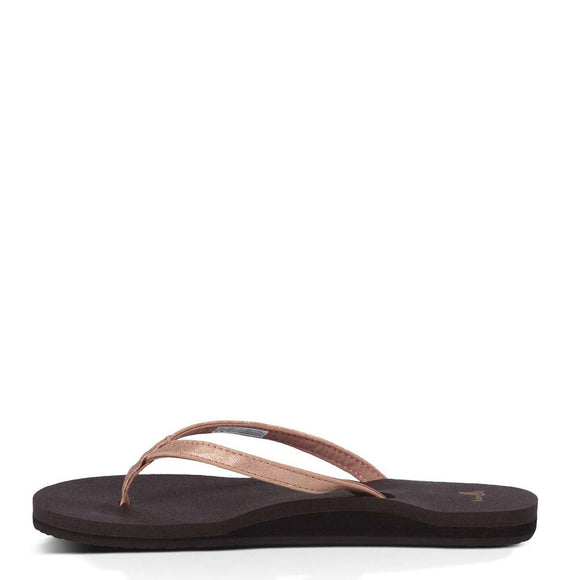 Sanuk Yoga Joy Metallic - Rose Gold SWS10002-RGL