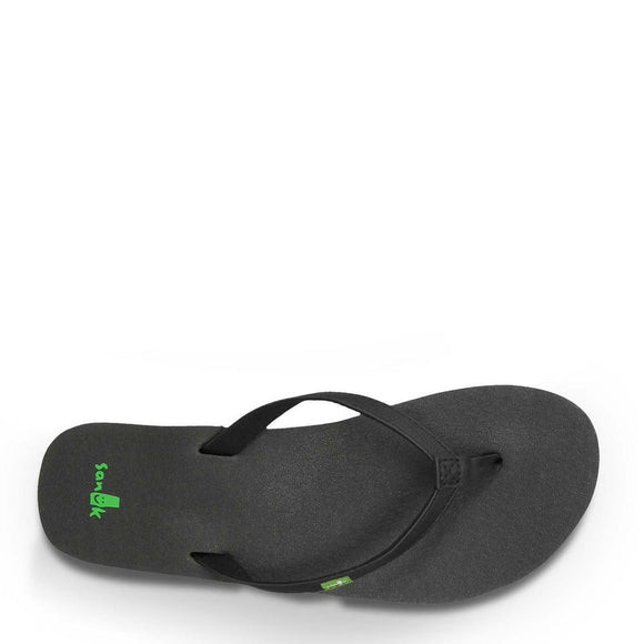 Sanuk Women's Yoga Joy - Black SWS10275