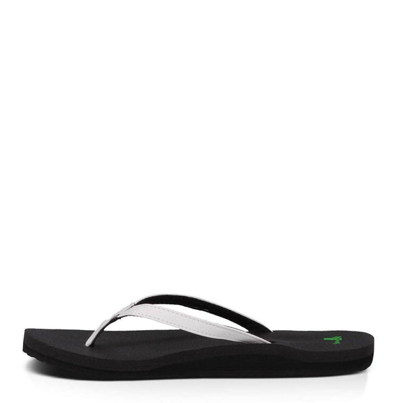 Sanuk Women's Yoga Joy - White SWS10275