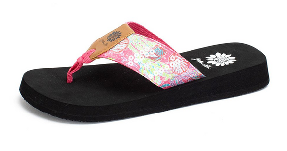 Yellow Box Women's Flicka Flip Flop