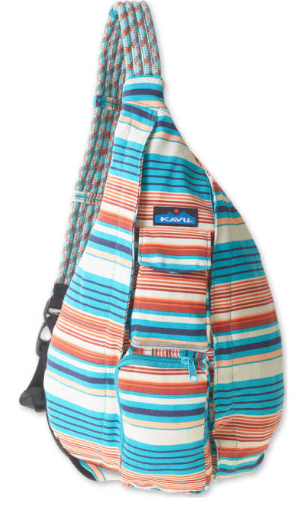 Kavu Rope Bag - 923-1012 Cascade Stripe