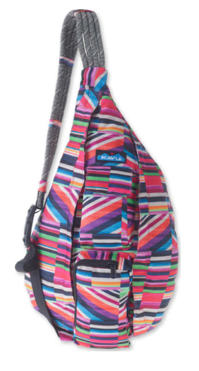 Kavu Rope Sling - 944-1024 Jewel Stripe
