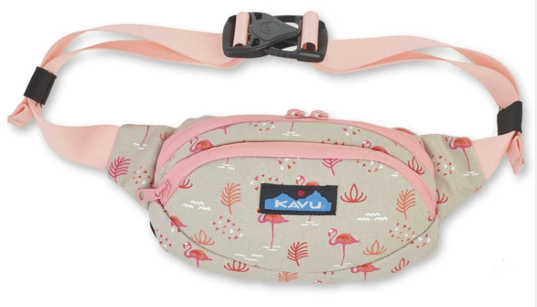 Kavu Canvas Spectator - 9204-1182 Chillin Flamingo