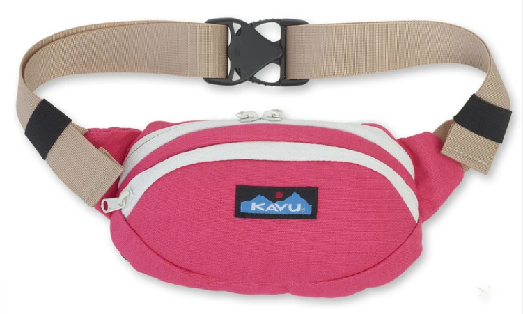 Kavu Canvas Spectator Bag - 9204-71 Magenta